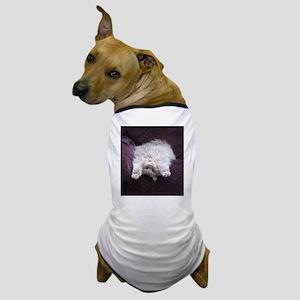 Fuzzy Yoga Cat Dog T-Shirt