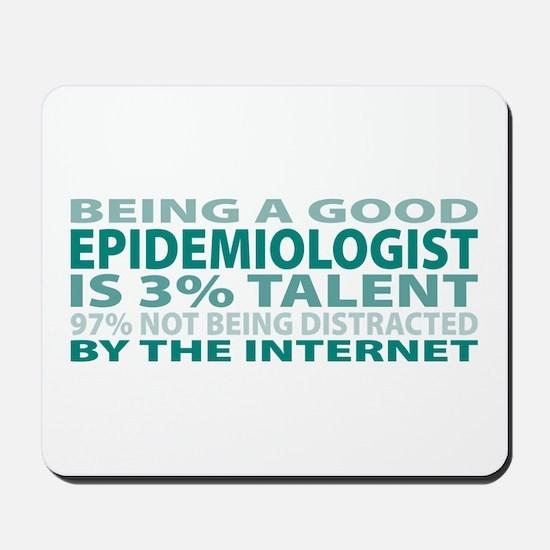 Good Epidemiologist Mousepad