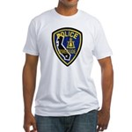 Riverside PD Fitted T-Shirt