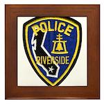 Riverside PD Framed Tile