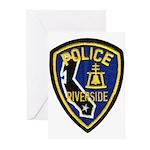 Riverside PD Greeting Cards (Pk of 10)