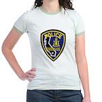 Riverside PD Jr. Ringer T-Shirt