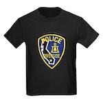 Riverside PD Kids Dark T-Shirt