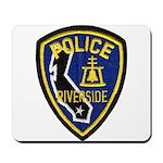 Riverside PD Mousepad