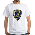 Riverside PD White T-Shirt