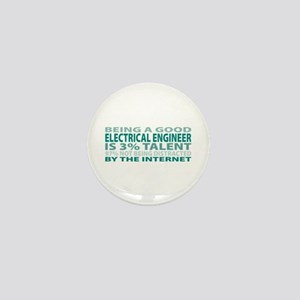 Good Electrical Engineer Mini Button