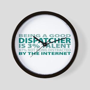 Good Dispatcher Wall Clock