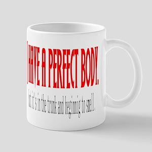 Perfect body Mug