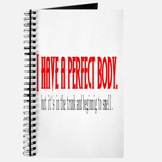 Perfect body Journal