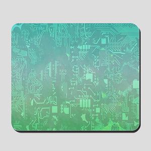 computer board Mousepad
