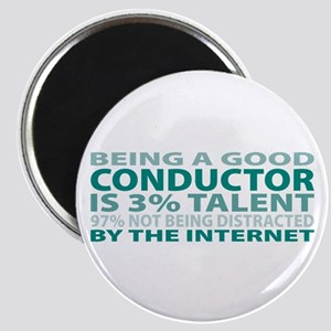 Good Conductor Magnet