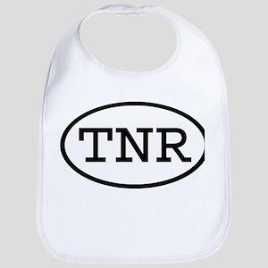 TNR Oval Bib
