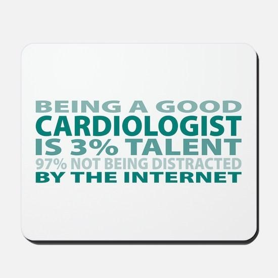 Good Cardiologist Mousepad