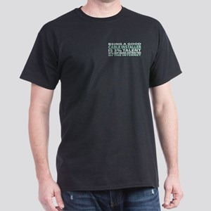 Good Cable Installer Dark T-Shirt
