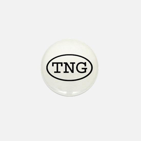 TNG Oval Mini Button