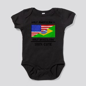 Half Brazilian 100% Cute Body Suit