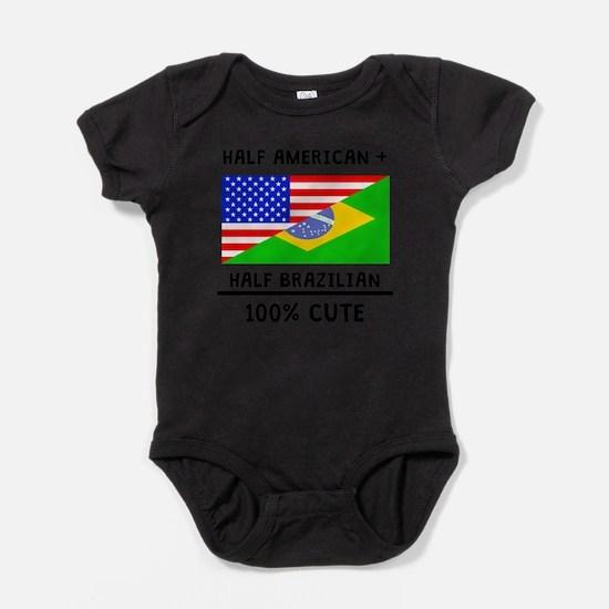 Half Brazilian 100% Cute Body Suit