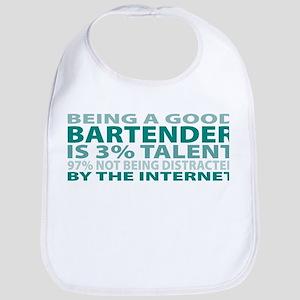 Good Bartender Bib