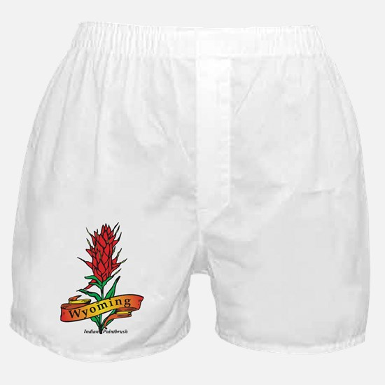 Wyoming Boxer Shorts