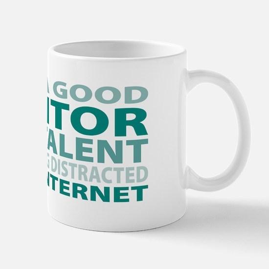 Good Auditor Mug