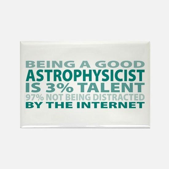 Good Astrophysicist Rectangle Magnet