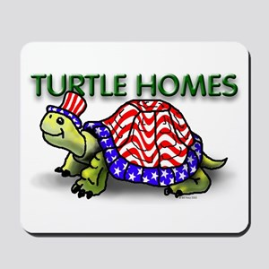 USA Cartoon Turtle Mousepad