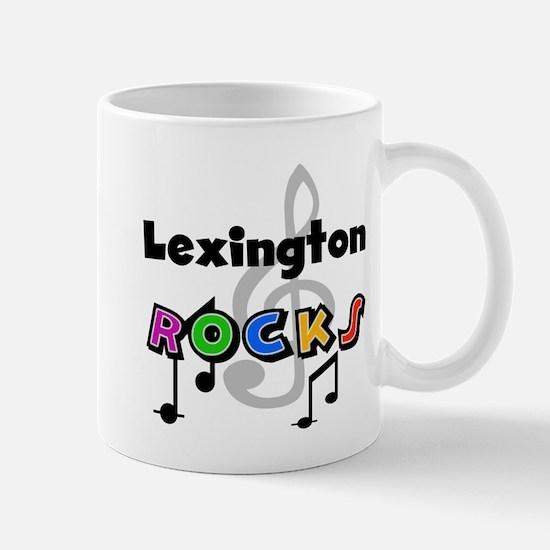 Lexington Rocks Mug
