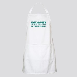Good Archivist BBQ Apron