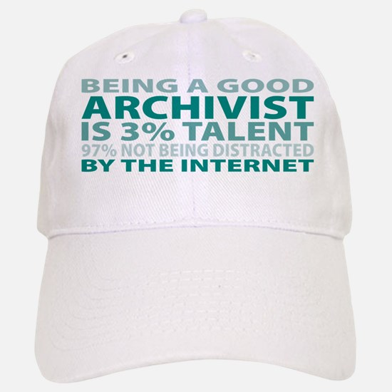 Good Archivist Baseball Baseball Cap