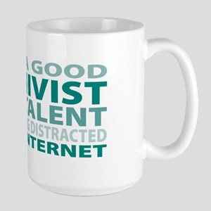 Good Archivist Large Mug