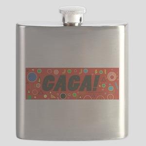 Funny GAGA Flask