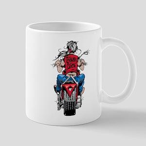 Biker Chick Mug