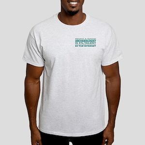 Good Archaeologist Light T-Shirt