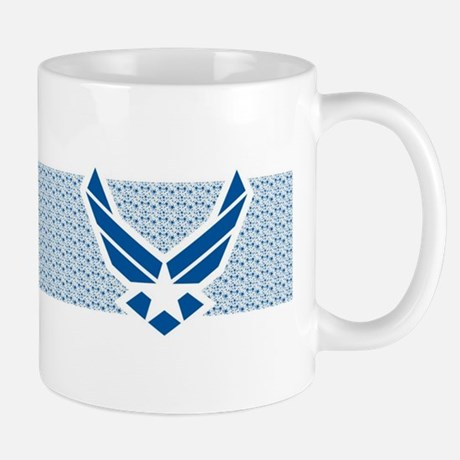 Air Force Collage Mug Mug
