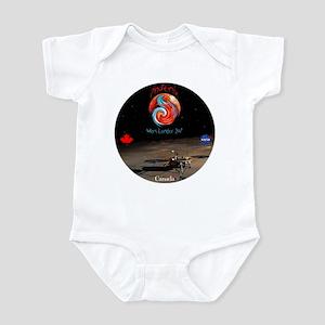 NASA Canada Phonenix Infant Bodysuit