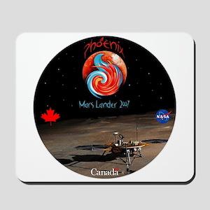 NASA Canada Phonenix Mousepad