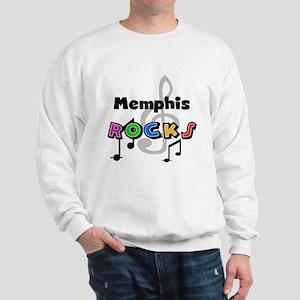 Memphis Rocks Sweatshirt