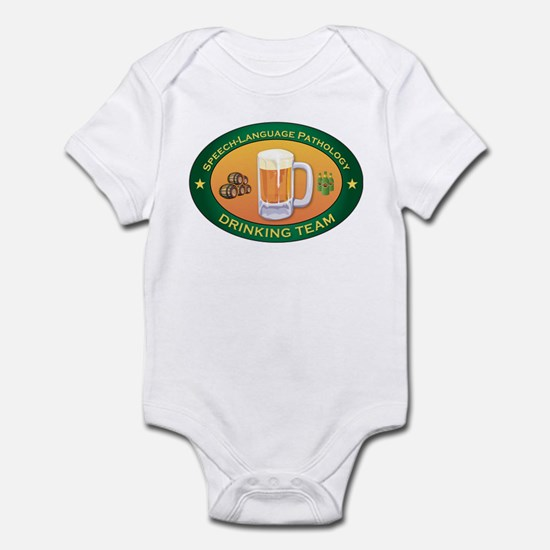 Speech-Language Pathology Team Infant Bodysuit