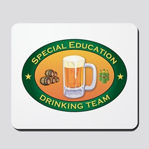 Special Education Team Mousepad