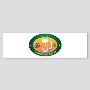 Rugby Team Bumper Sticker