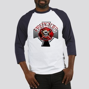 Firefighter Baseball Jersey