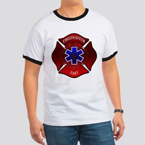FIREFIGHTER-EMT Ringer T