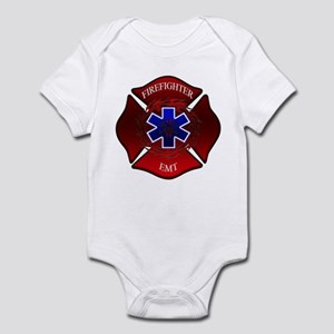 FIREFIGHTER-EMT Infant Bodysuit