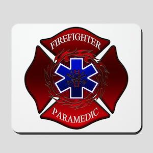 FIREFIGHTER-PARAMEDIC Mousepad