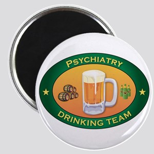 Psychiatry Team Magnet