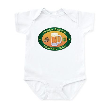 Postal Service Team Infant Bodysuit