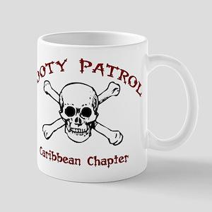 Booty Patrol Mug
