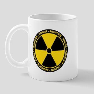 Radiation Warning Mug