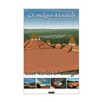 Ocmulgee Mounds/Lost Worlds of GA Mini Poster