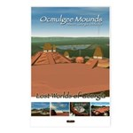 Ocmulgee Mounds/Lost Worlds of GA Postcards (8)